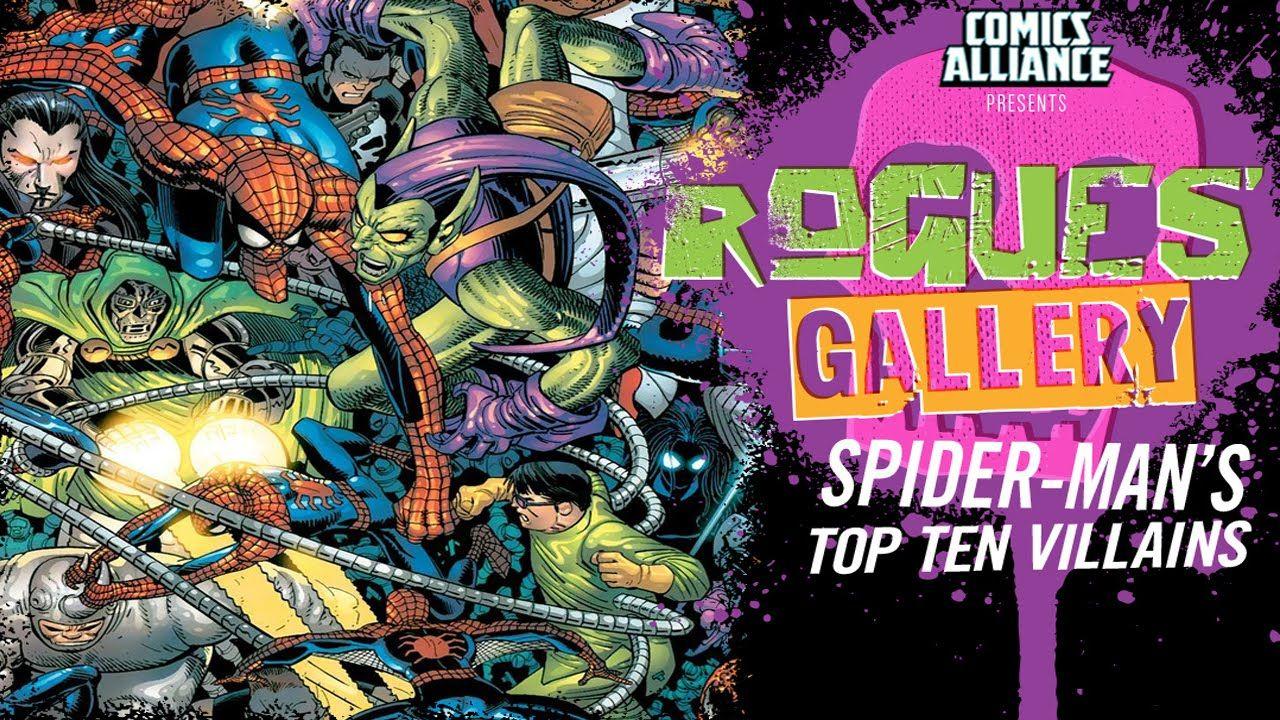 10 Best Spider-Man Villains - Rogues' Gallery