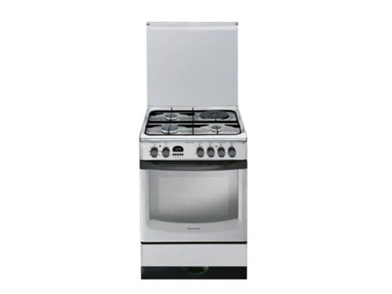 Ariston Combination Cooker 3 Gas 1 Elec Elec Oven Grill A6mmc6af Electric Hot Plate Electric Oven Gas Burners