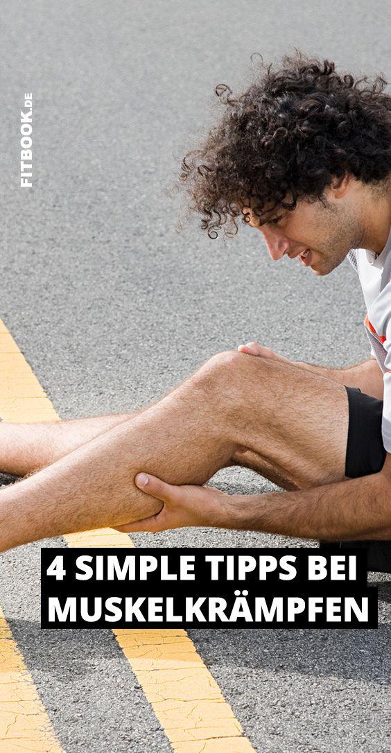Was Tun Gegen Muskelkrämpfe