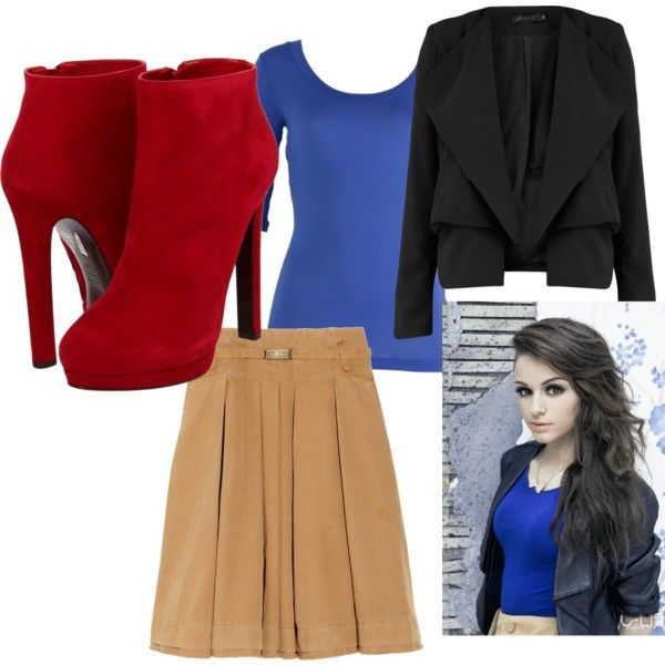 Cher Lloyd's fit from With your love video