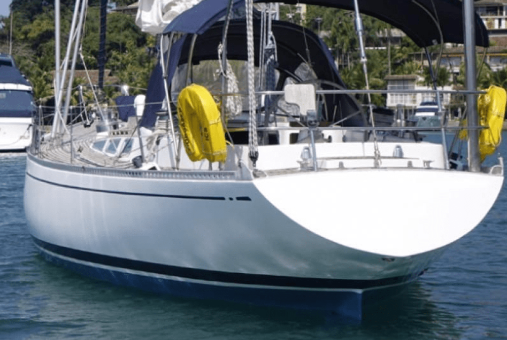Built By Nautor Swan And Designed By Sparkman Stephens This Is Certainly One Of The Better Things You Can Say About A Boat Every Time Swan Bimini Design