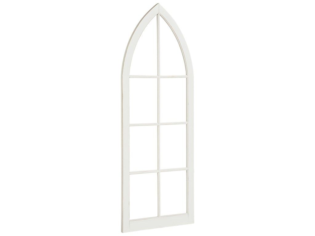 Stately designed, Single Gothic Arch has a stunning physique taking charge of any room with its grand arch making it the center of attention.  Its available in Chimney and Jo's White.