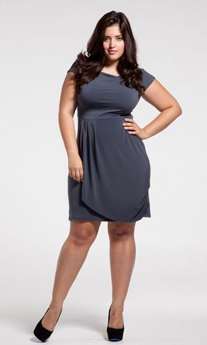 9791dece052 an online plus size dress shop... They still look really busty though.