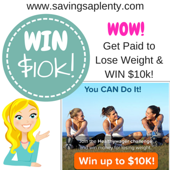 Get Paid to Lose Weight & WIN $10k! - http://www.savingsaplenty.com/get-paid-lose-weight-win-10k/