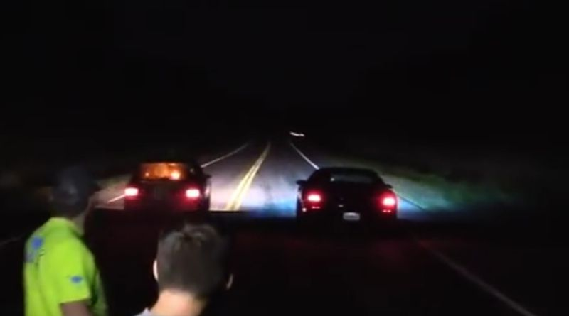 Nitrous Foxbody vs Turbo Camaro Street Race | Street ...