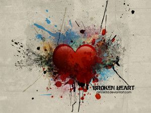 Awesome Broken Heart Wallpapers For Facebook Picture Uncategorized