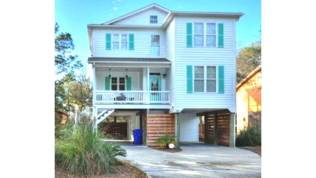 House vacation rental in oak island nc usa from