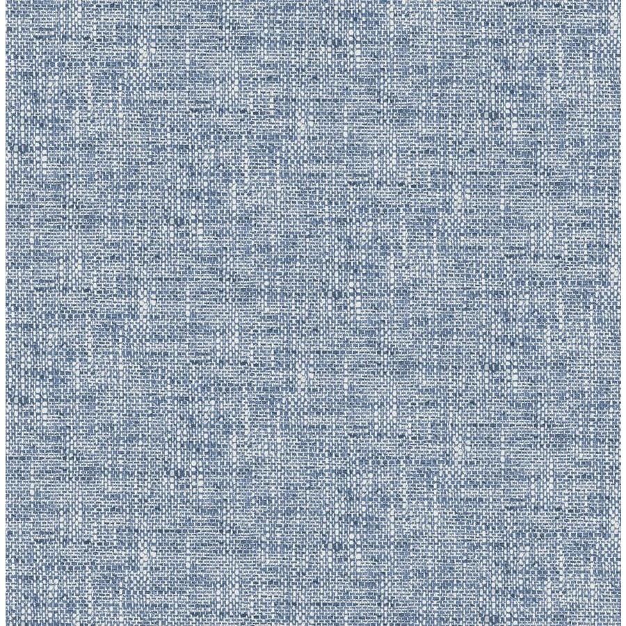 Nuwallpaper 30 75 Sq Ft Blue Vinyl Textured Abstract 3d Self Adhesive Peel And Stick Wallpaper Lowes Com Nuwallpaper Peel And Stick Wallpaper Vinyl Wallpaper