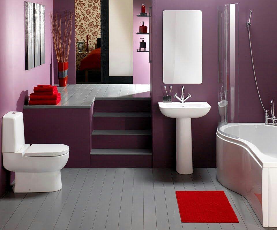 Simple Bathroom Design Ideas Beautiful Bathroom Design Interior House Design Home De Toilet For Small Bathroom Purple Bathrooms Simple Bathroom Designs