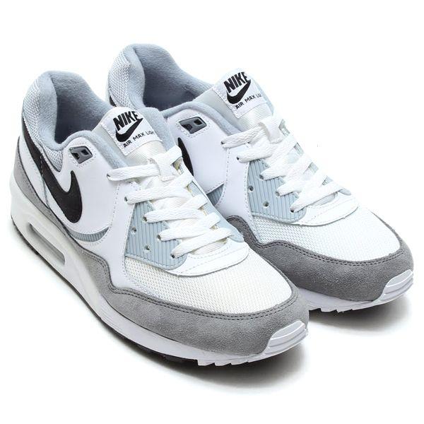 8e3468184b Nike Air Max Light Essential White Black Light Magnet Grey