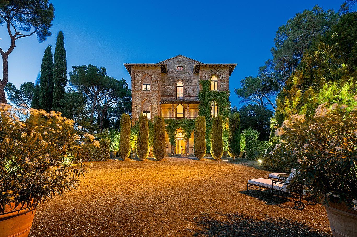 il parco del principe tuscany luxury retreats tuscany italy rh nz pinterest com