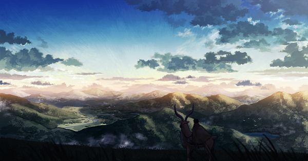 Ashitaka Estudio Ghibli Ghibli La Princesa Mononoke