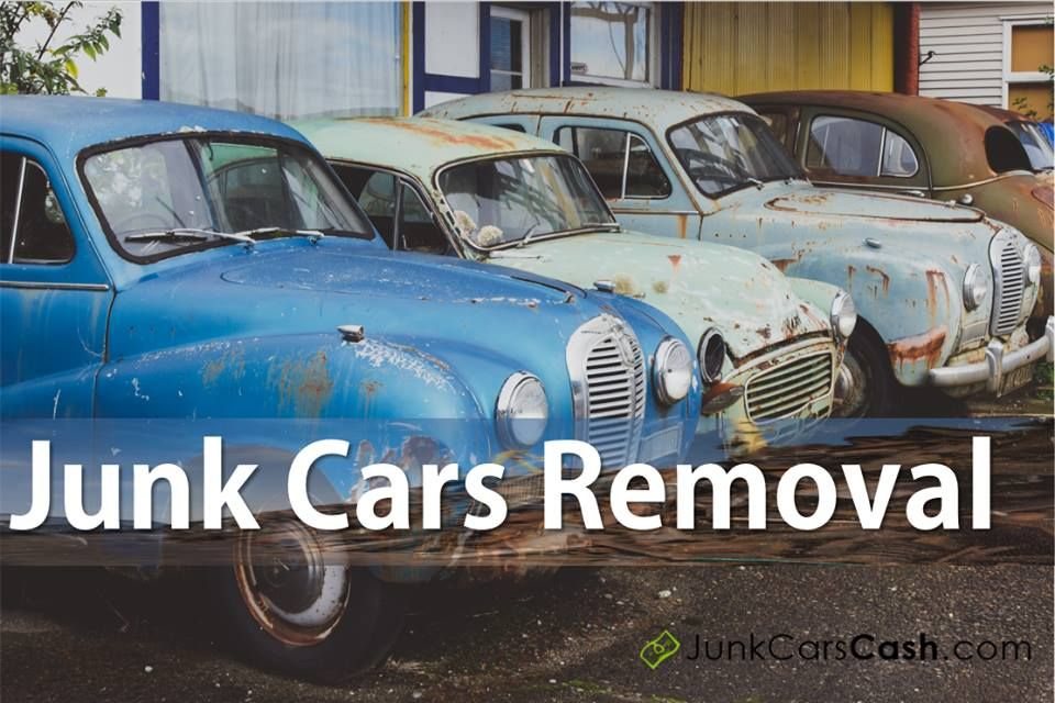 Have old cars to sell? Call use for car removal. Condition doesn\'t ...
