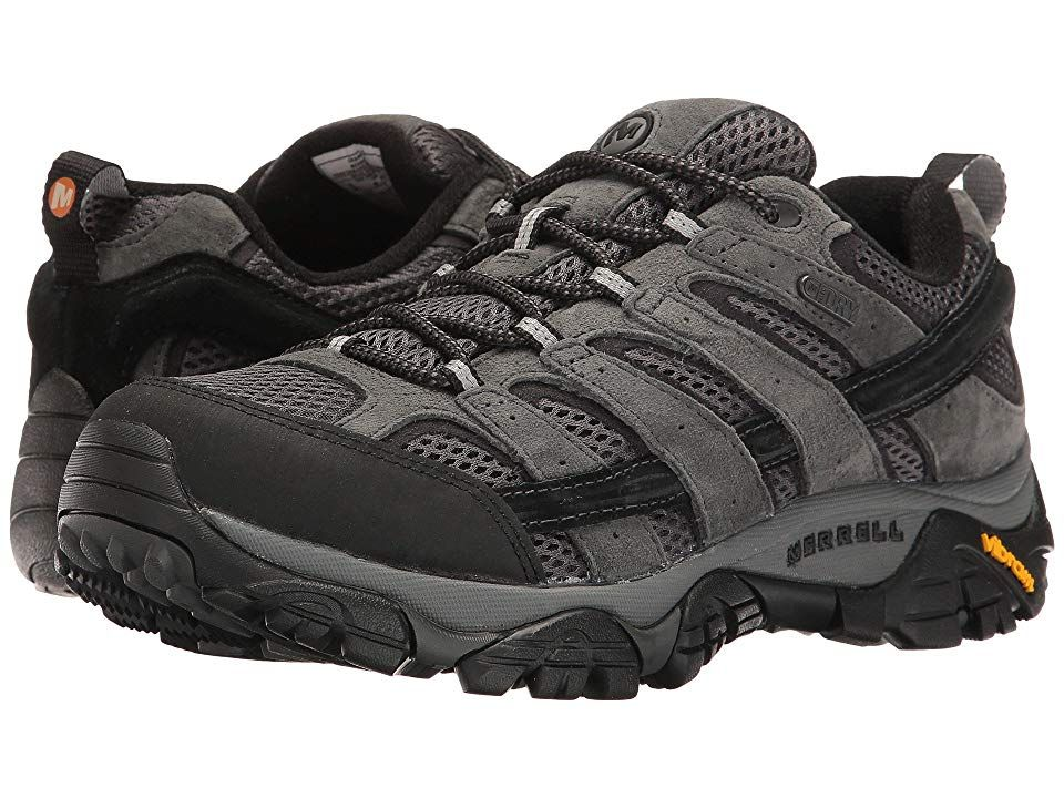 81ff21492f9 Merrell Moab 2 Waterproof (Granite) Men s Shoes. Gear up for a fun ...