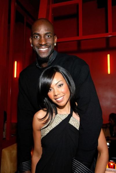 Players famous wives with nba The Days
