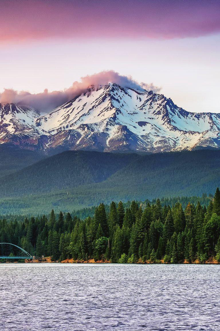 Mt. Shasta by Micah Burke