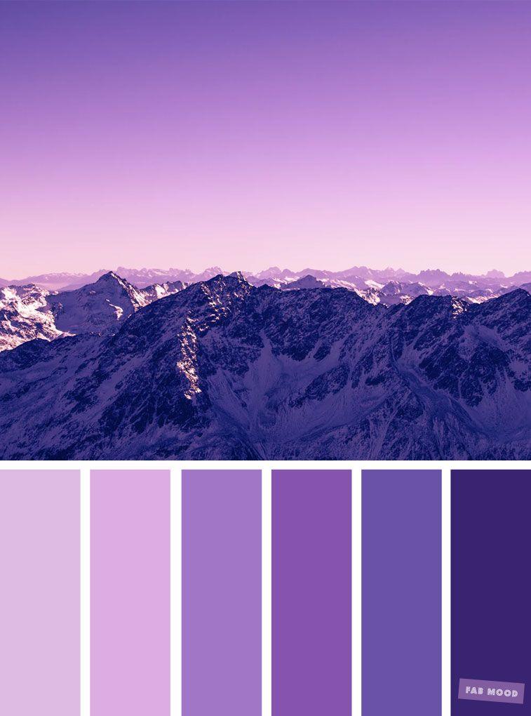 lilac indigo fab mood palette bedroom colour palette palette indigo colour. Black Bedroom Furniture Sets. Home Design Ideas