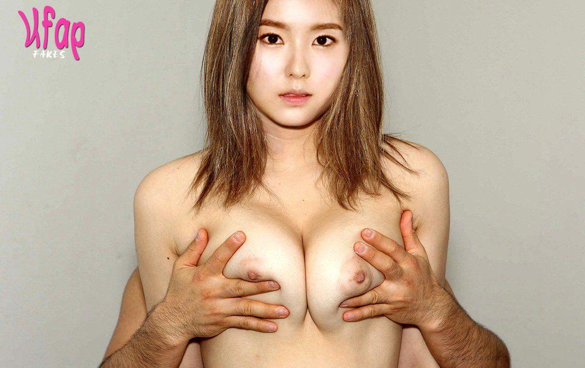 아이린 fakes nude