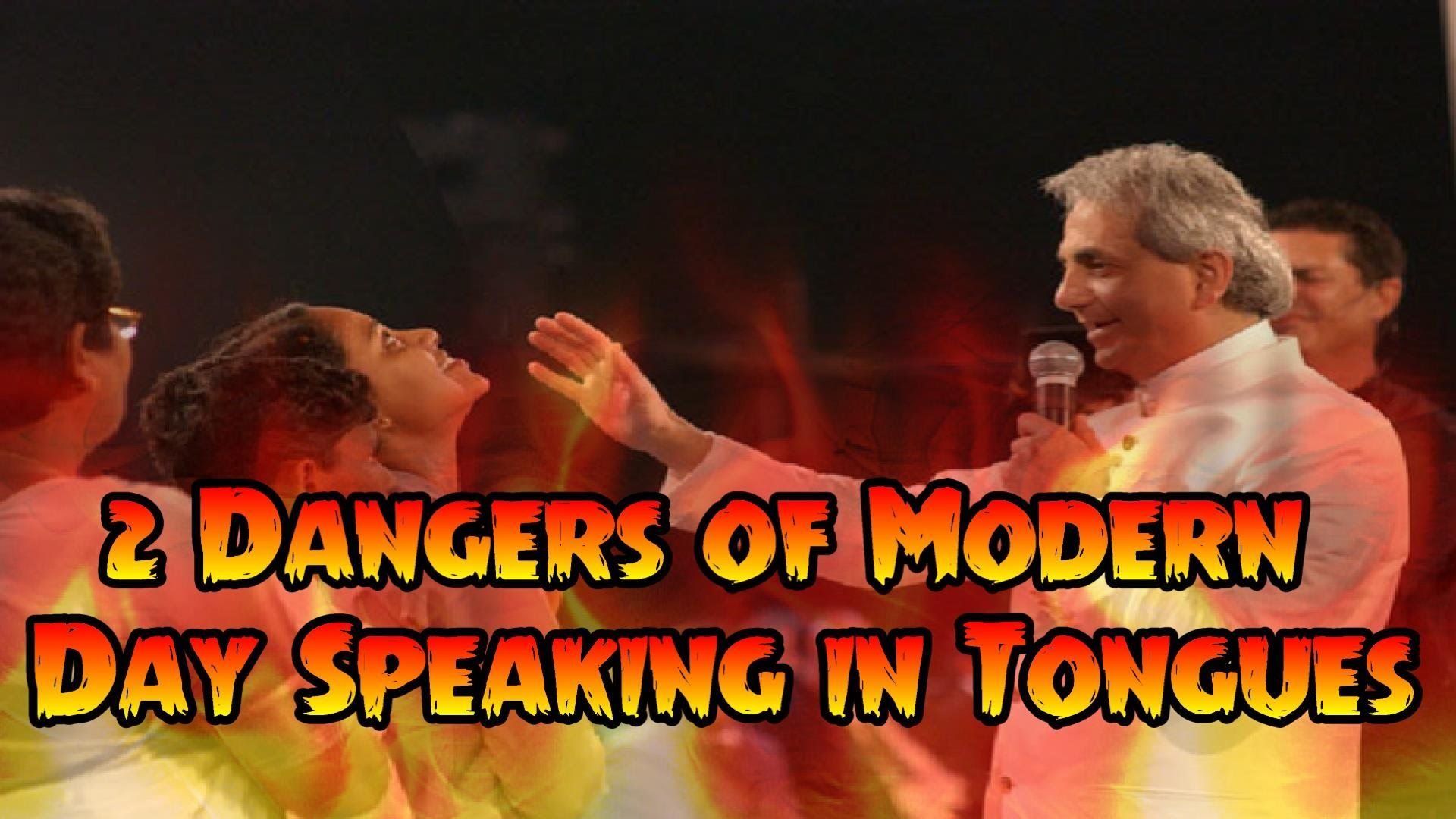 how to speak in tongues bible