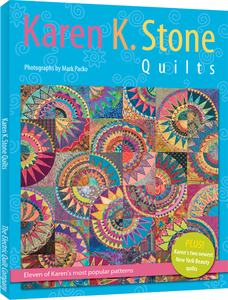 Karen K. Stone Quilts Book | Products | The Electric Quilt Company ... : the electric quilt company - Adamdwight.com
