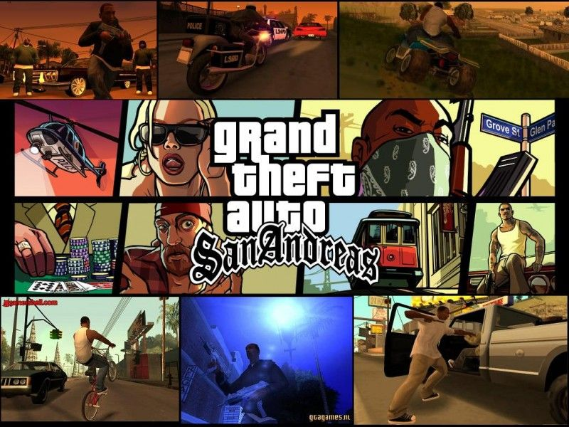 Download Gta San Andreas Wallpapers Free Download Gallery