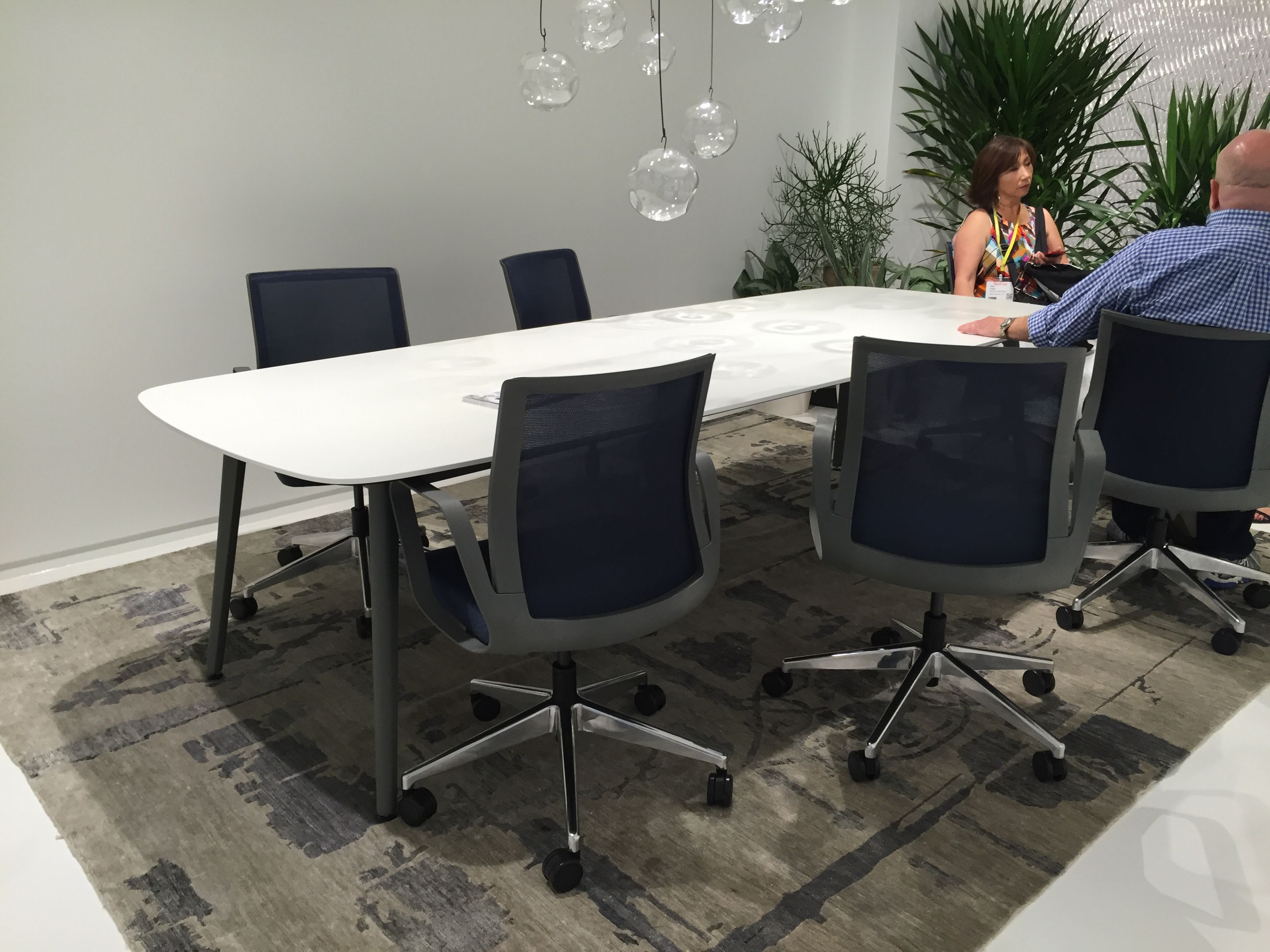 Keilhauer 6C Conference Chair with Syz Table Events