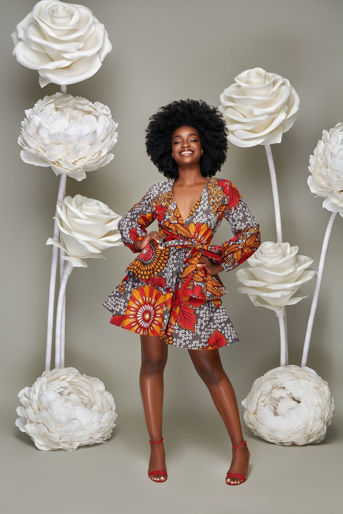 45 Fashionable African Dresses Of 2020 Ankara Dresses Of The Year African Fashion Modern African Clothing African Fashion Designers