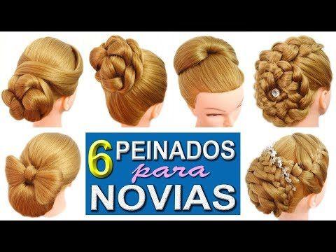 10 Semirecogidos Peinados Faciles Y Rapidos Con Trenzas Para