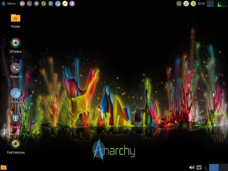 Anarchy Linux: Arch Linux Made Easy | Linux, Anarchy, Make it simple
