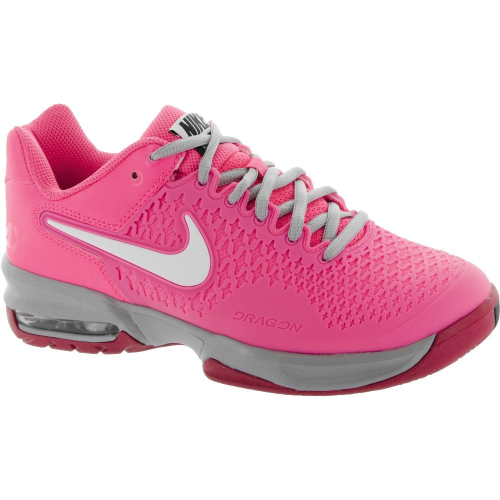 Nike Air Max Cage: Nike Women\u0027s Tennis Shoes Hyper Pink/Ivort/Light Magnet