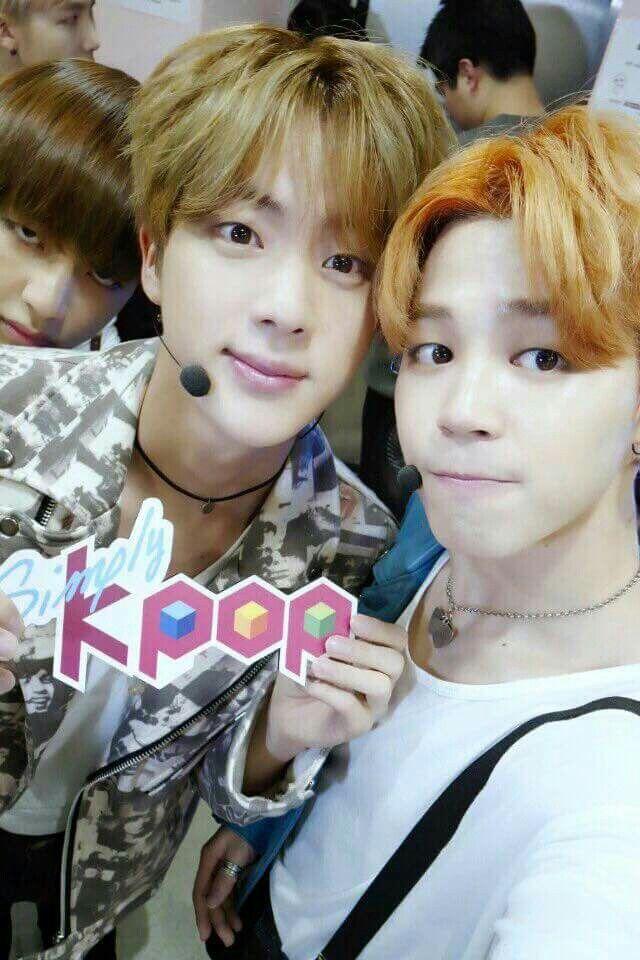 Jin / Jimin / V BTS