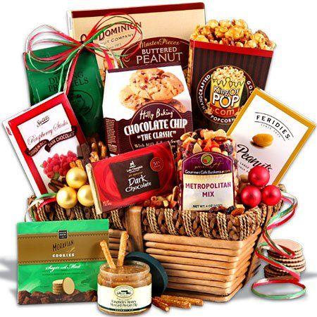Christmas Gift Basket Classic™ -   mygourmetgifts/christmas