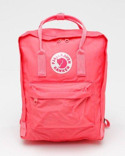 Fjallraven Kanken in coral antojo navideño | Backpacks