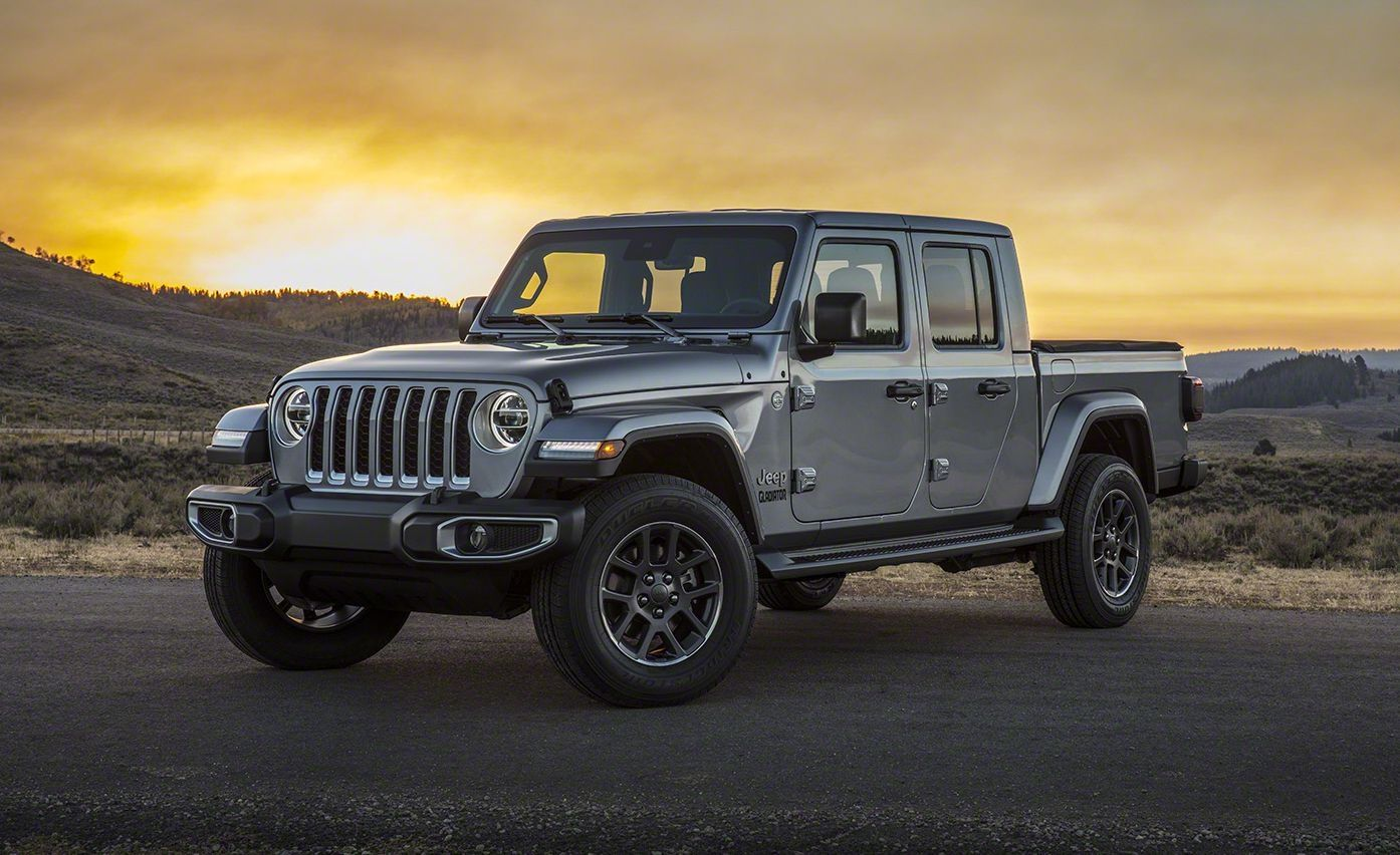 2020 Jeep Wrangler Review Price Hybrid Specs Interior And Photos Jeep Gladiator Jeep Pickup Truck Jeep Pickup