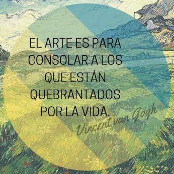 Frases De Van Gogh Citas De Arte Frases De Pintores Y