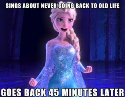 New Funny Disney Funny Disney Memes Frozen Elsa 53 Ideas Funny