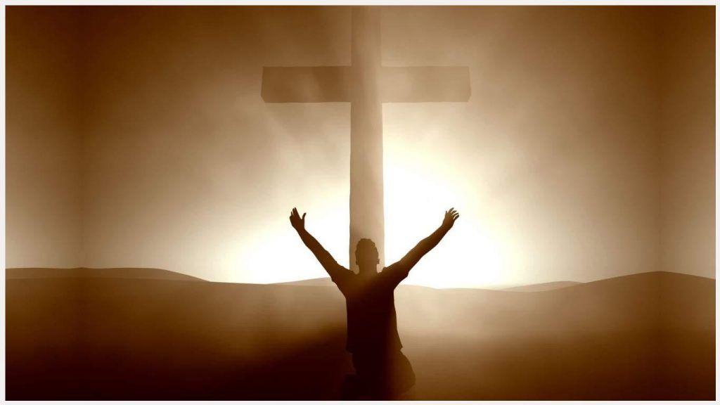 Christian Prayer Background Wallpaper