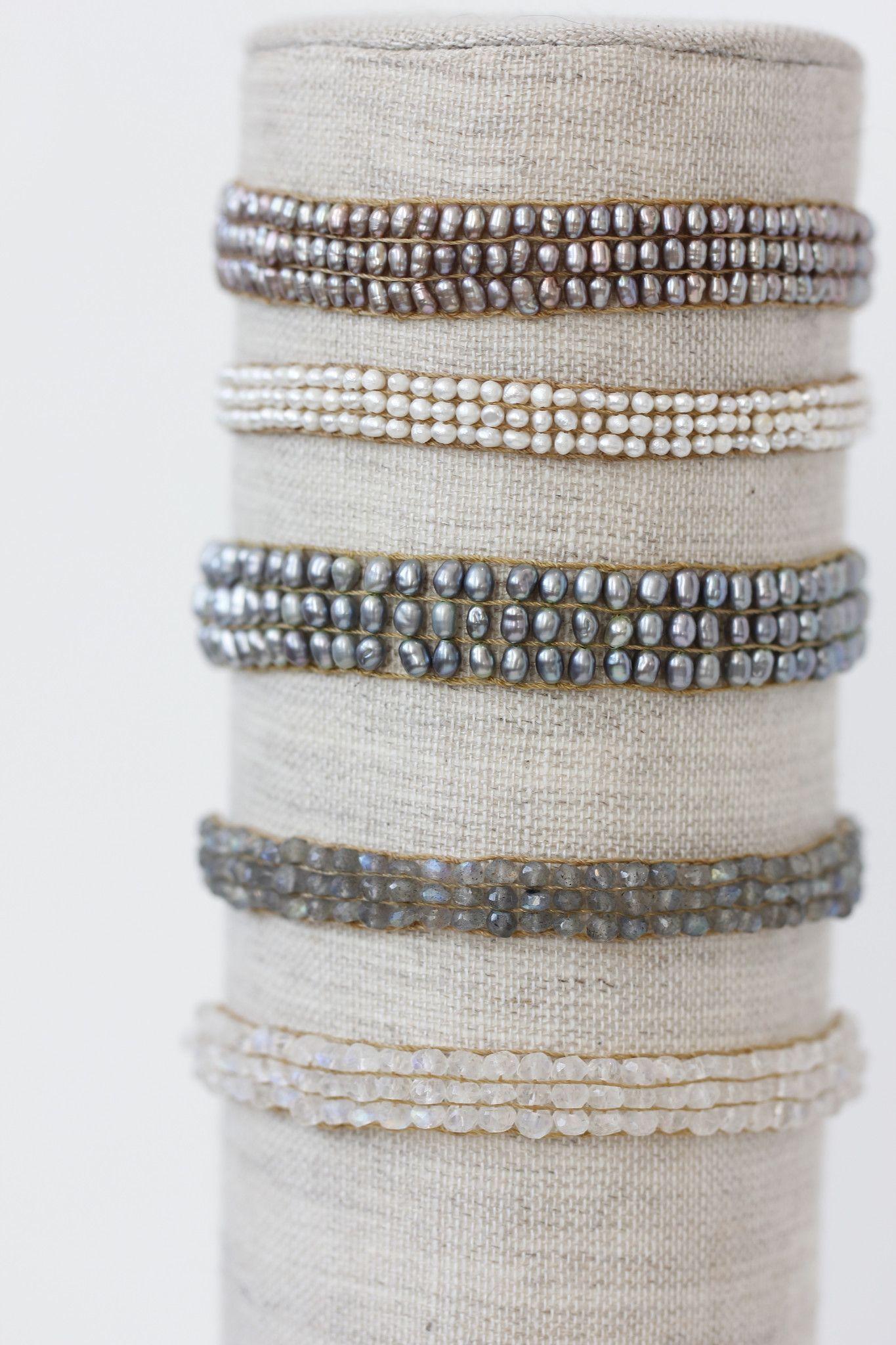 Crochet Bracelets | Loom Patterns | Pinterest | Pulseras, Bisutería ...