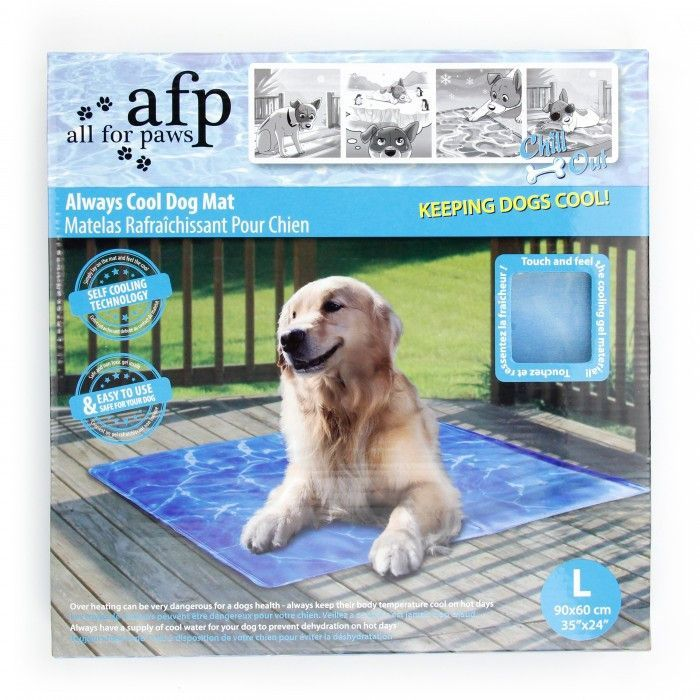 All For Paws Always Cool Dog Mat Best Dogs Working Dogs Dogs