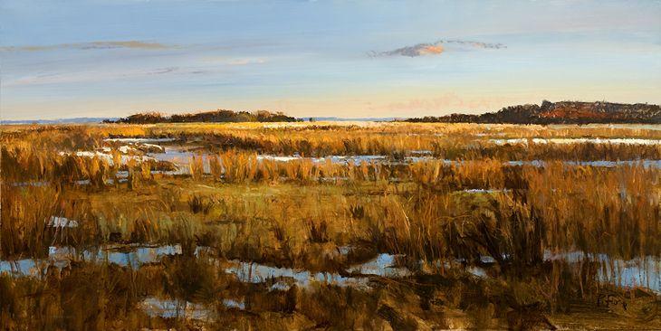 Peter Fiore Landscape Painting