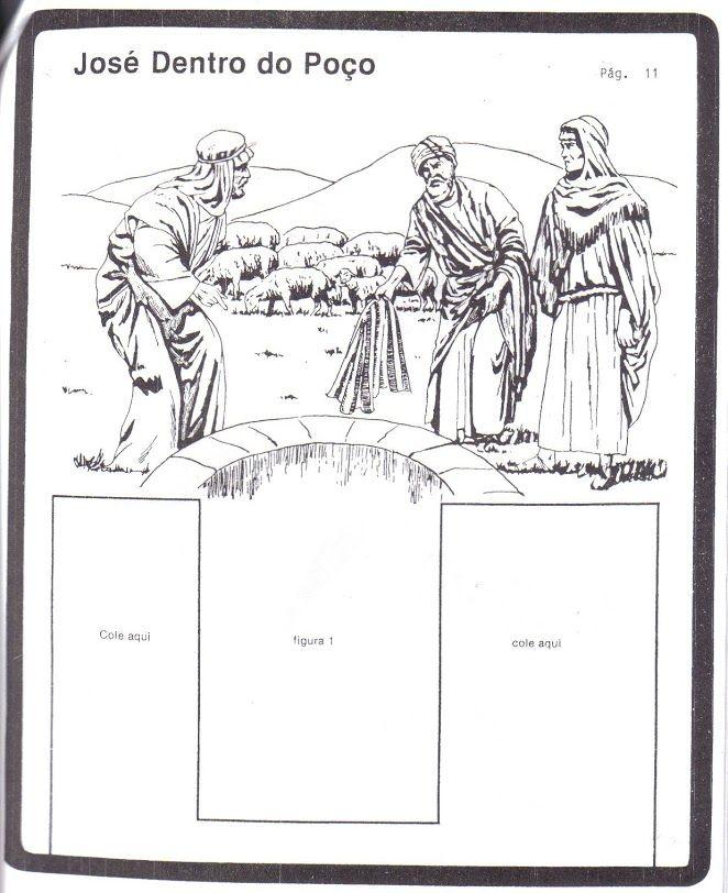 Jozef in de put deel 1 Joseph in the pit part 1