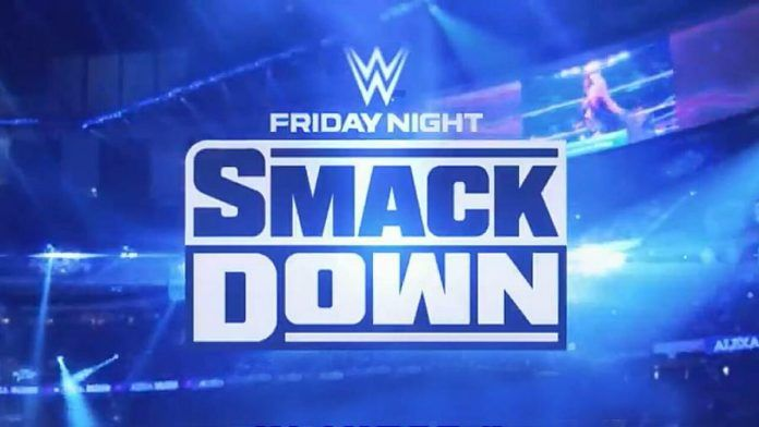WWE smack down results from 15 may 2020 including Intercontinental Championship Tournament and many more fights