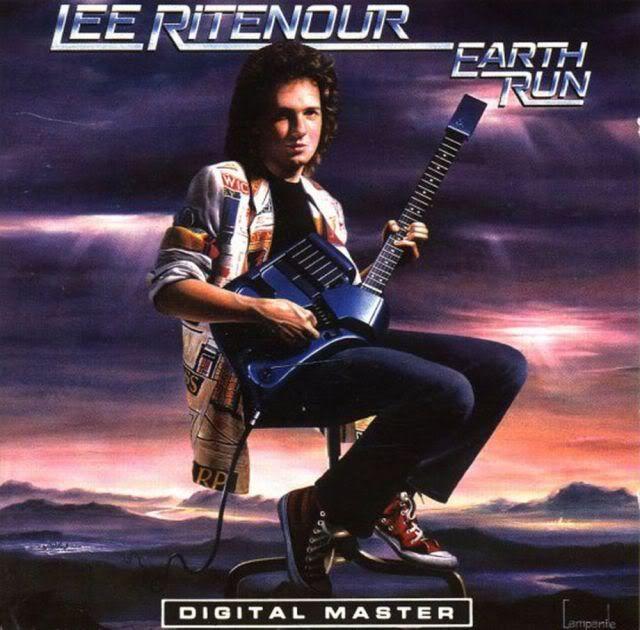 Lee Ritenour Earth Run My Grooves Jazz Album Music
