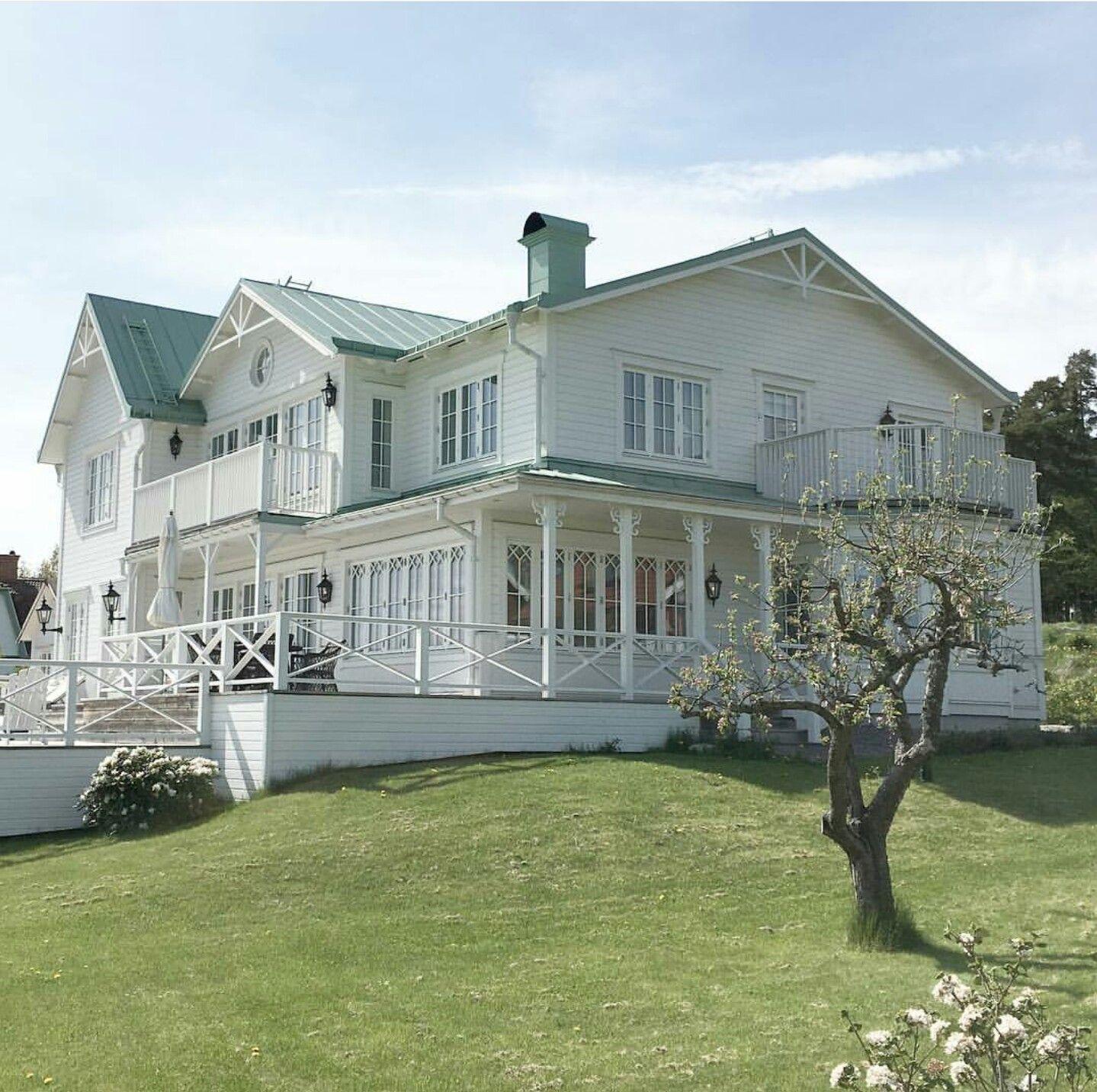The Dream Mansion: Found Recently In Sweden