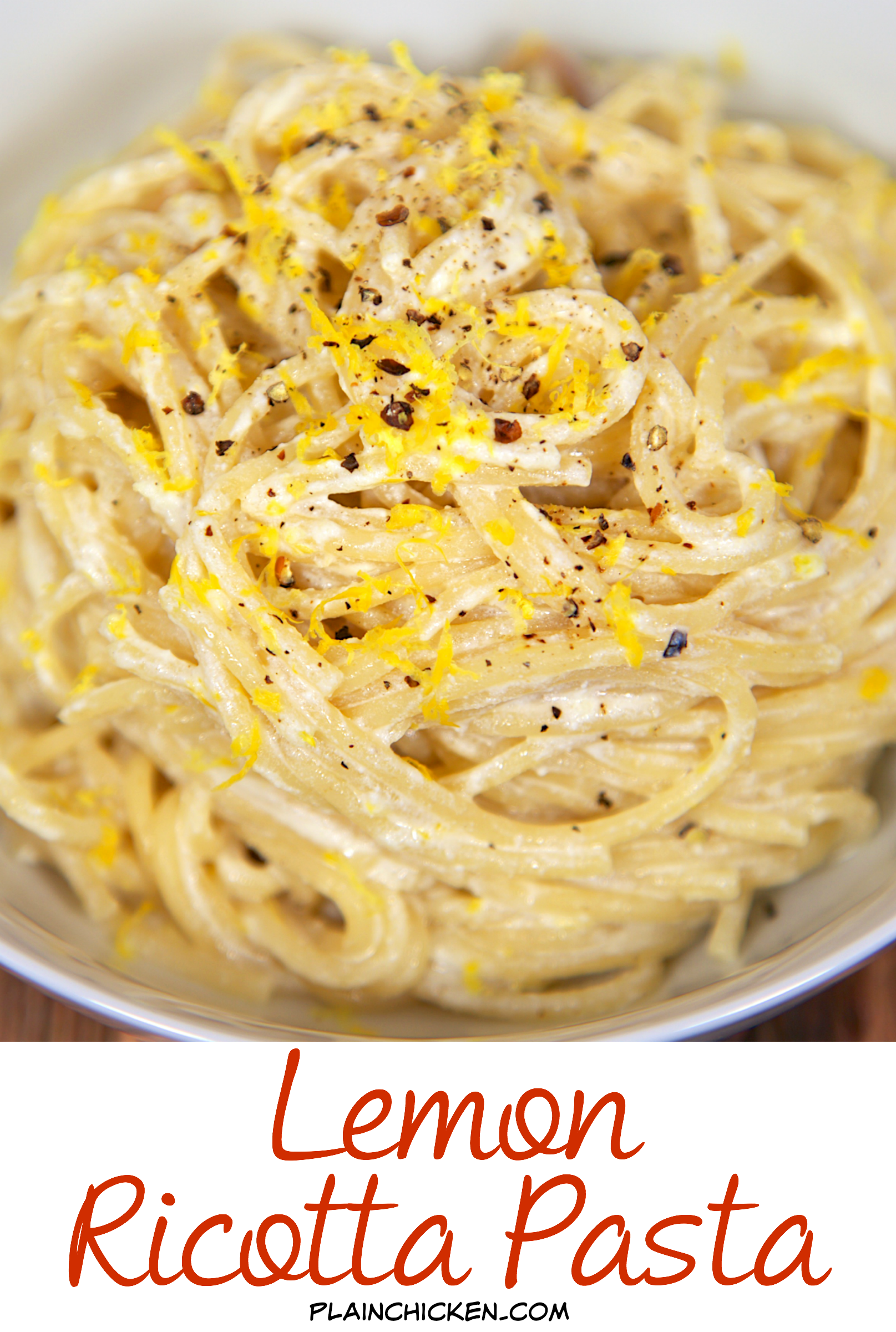 Baked Chicken Recipes Lemon Dinners