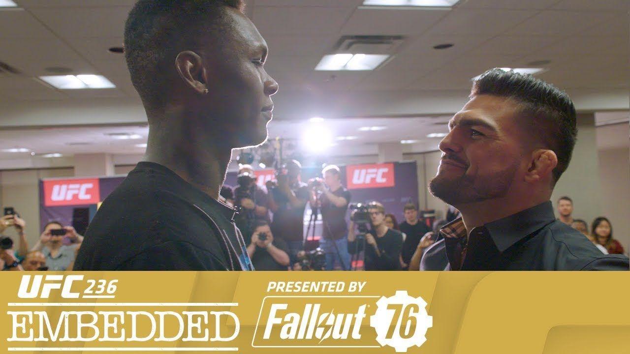 UFC 236 Embedded Vlog Series Episode 5 Ufc, Episode 5