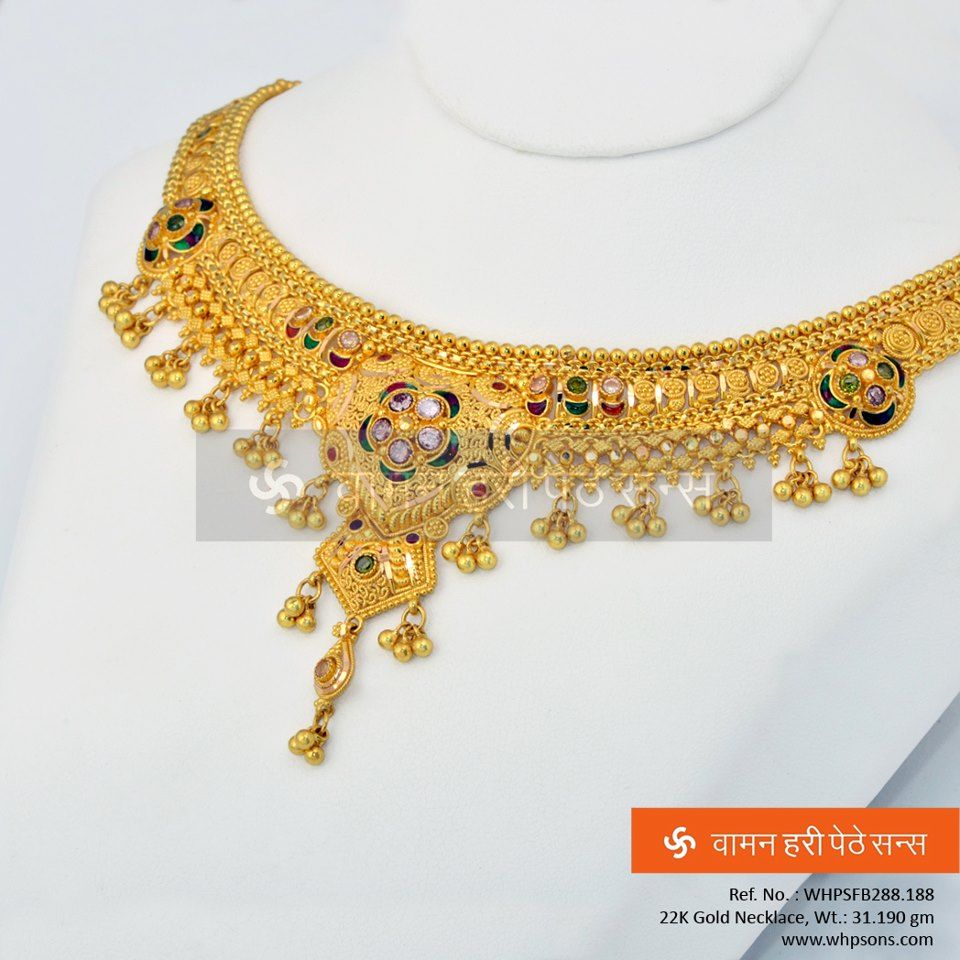 Ideal for traditional wear with excellent design gold