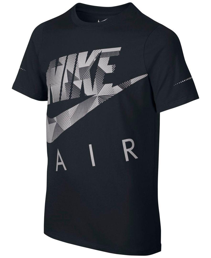 Nike Boys' Nike Air T-Shirt   Sport kleding   Pinterest ...
