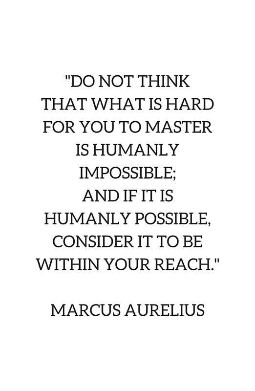 Stoic Philosophy Quote Marcus Aurelius Mastery Stoic Stoicism Philosophy Wisdom Redbubble Motivatio Stoicism Quotes Stoic Quotes Philosophy Quotes
