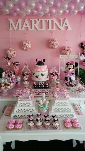 Minnie mouse rosa ideas y tutoriales para fiestas minnie - Temas mobiliario ...